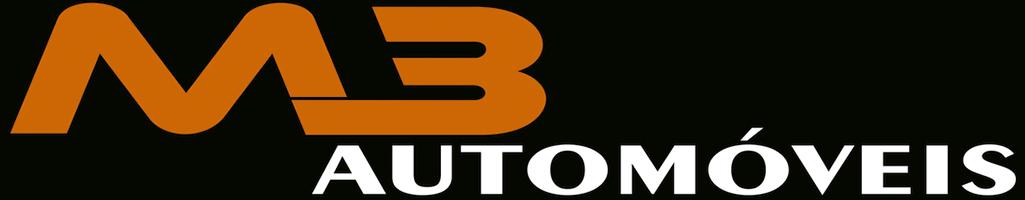Logotipo M3 AUTOMOVEIS usados revenda
